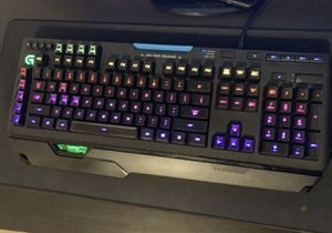 Logitech G910 RGB Gaming Keyboard for Sale in Clermont, FL