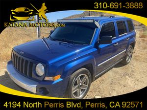 2009 Jeep Patriot for Sale in Perris, CA
