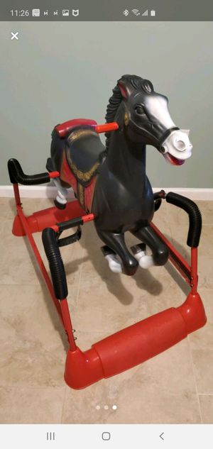 Interactive riding Horse for Sale in Trumbull, CT