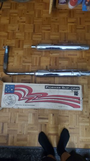 Harley exhaust system for Sale in Azusa, CA