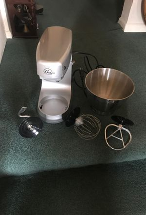 Wolfgang Puck's Stand up mixer BMSD 0010 for Sale in Alexandria, VA
