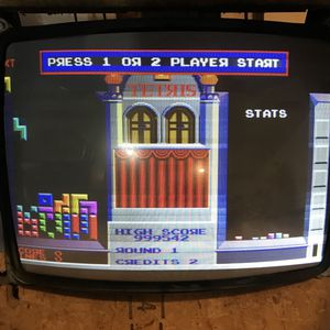 ATARI TETRIS ARCADE GAME BOARD TESTED WORKING PERFECT for Sale in Golf, IL
