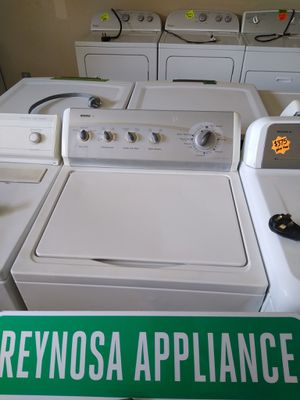 Kenmore washer heavy duty Super capacity plus for Sale in Fresno, CA