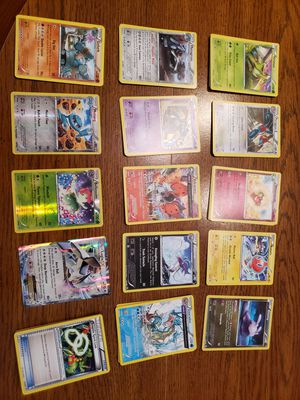 Pokemon trading cards for Sale in Bloomfield, IA