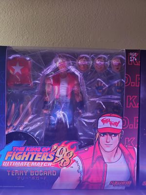 King Of Fighters Storm Collectible Terry Bogard for Sale in Whittier, CA
