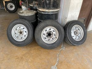 Ford ranger rims and tires for Sale in Santa Ana, CA