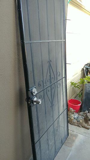 36 inch metal door for Sale in Garden Grove, CA