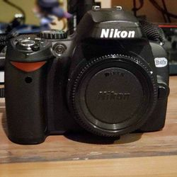 Nikon D40x camera and lenses for Sale in Auburn,  WA