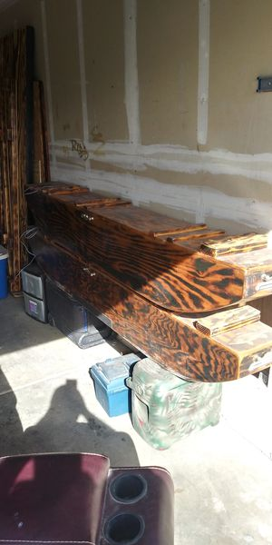 9'custom made pontoon boat. for Sale in Las Vegas, NV
