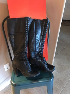 Ladies Leather Boots for Sale in Corona, CA