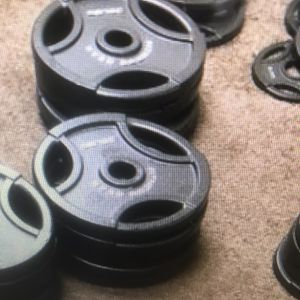Olympic Plates 45lb New In Box for Sale in Branford, CT