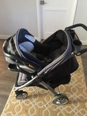 Chicco bravo travel system for Sale in Los Angeles, CA