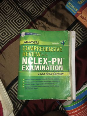 Nursing Nclex- PN Book for Sale in East Saint Louis, IL