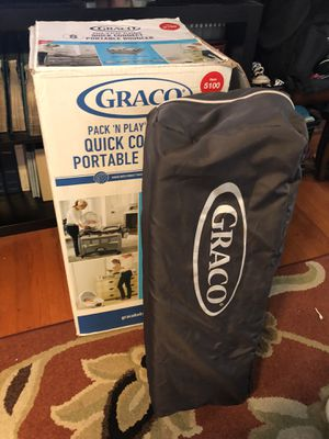 Graco quick connect portable playard for Sale in San Leandro, CA