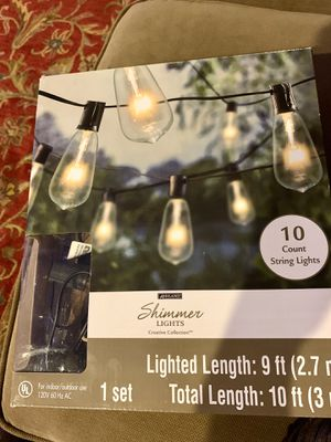 String lights for Sale in Santa Maria, CA