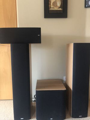 B & W STEREO SYSTEM for Sale in Scottsdale, AZ
