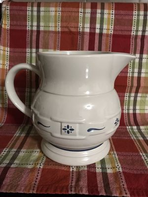 Longaberger Woven Blue 2 QT for Sale in Galloway, OH