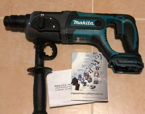 Makita XRH04Z 18v Cordless Rotary Hammer for Sale in Austin, TX