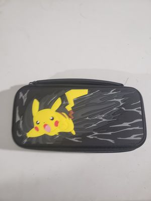 Nintendo switch case pikachu for Sale in Tampa, FL