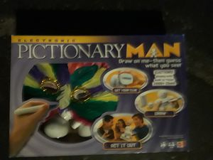 Pictionary board game for Sale in Columbus, OH