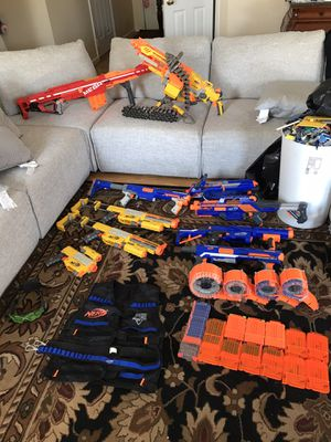 NERF Lot Great for Kids for Sale in Charlotte, NC