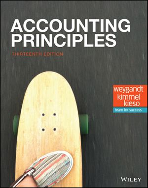 Accounting Principles 13th edition by Jerry J. Weygandt, Paul D. Kimmel, Donald E. Kieso 9781119411017 eBOOK PDF free delivery for Sale in Los Angeles, CA