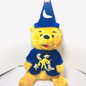"CAROUSEL TOY 14"" Magical Wizard Bear for Sale in Pawtucket, RI"