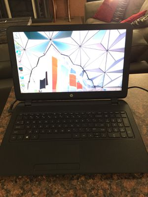 Hp 15.6 notebook for Sale in Oklahoma City, OK