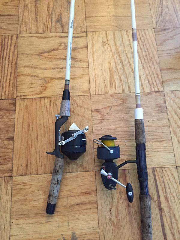 Baras de pescar