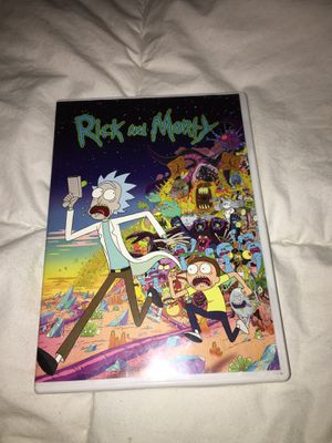 Rick and Morty Season 1 for Sale in Tyler, TX