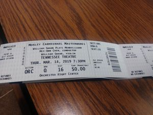 Tickets Knoxville Symphony orchestra for Sale in Knoxville, TN
