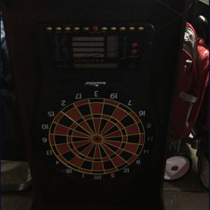 Dart board with stand for Sale in Winfield, IL