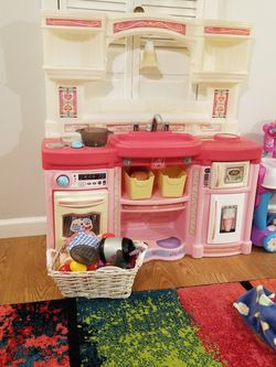 Kids Play Kitchen And Food for Sale in Dundalk,  MD