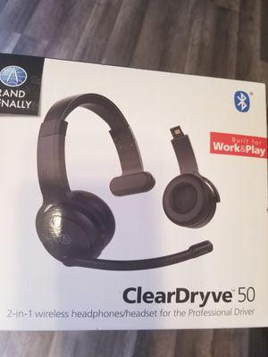 Rand Mcnally headset for Sale in Splendora, TX