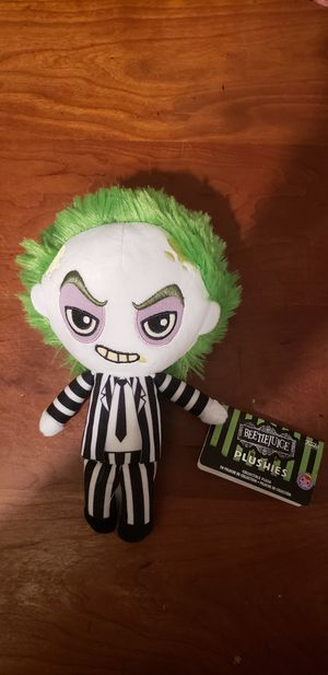 Funko Beetlejuice plushies for Sale in San Diego, CA