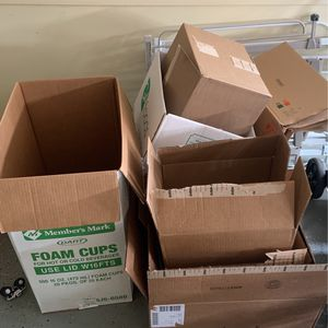 Free Moving/ Packing Boxes for Sale in Lawrenceville, GA