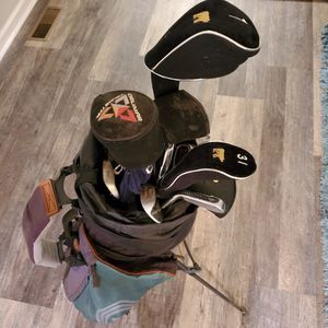 Golf clubs and bag, make offer for Sale in Germantown, MD