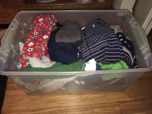 Baby boy clothes lot for Sale in Fairfax, VA