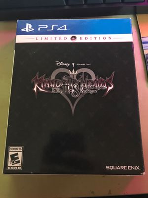 Kingdom Hearts HD II.8 PS4 for Sale in Irvine, CA