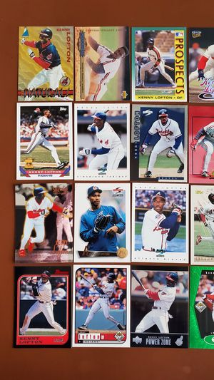 Baseball Cards - Kenny Lofton for Sale in Noblesville, IN