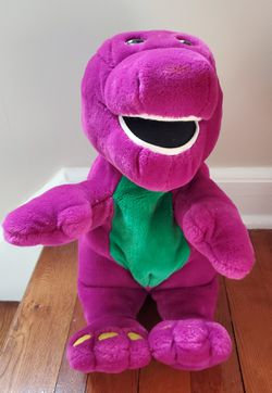 Battery operated Barney for Sale in Easton,  PA