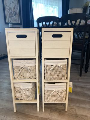 2 shelving units from Hobby Lobby for Sale in Lakewood, CO