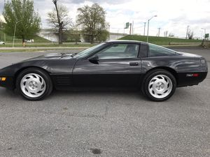 1994 CHEVY CORVETTE COMPLETELY STOCK!! RUNS EXTREMELY WELL! for Sale in Catonsville, MD