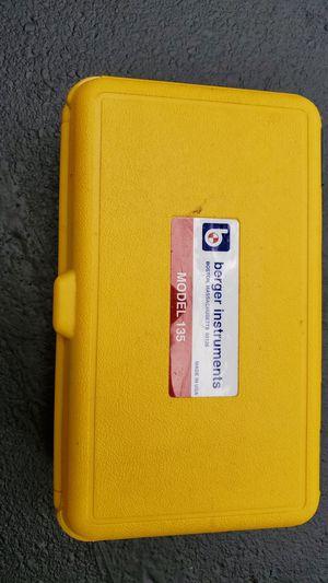 Berger transom survey instrument. for Sale in Hamilton, MI