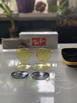 Ray bans aviator sunglasses shades for Sale in New York, NY