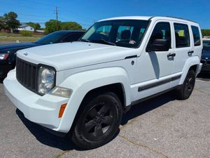 2012 Jeep Liberty Sport SUV for Sale in Portsmouth, VA