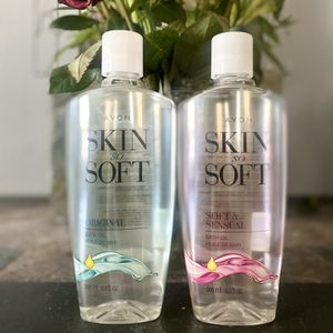 Skin so Soft - Original & Soft and Sensual Bath Oil Bundle for Sale in Kennedale, TX