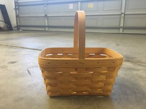 Longaberger Basket for Sale in Chandler, AZ