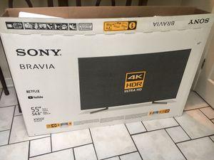 Sony 55 inch smart tv for Sale in Richmond, VA