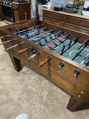 Great Foosball table for Sale in Dearborn, MI